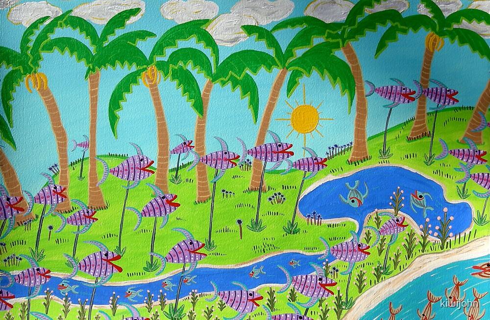 Palm Island by kiwijohn