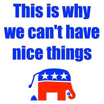 Anti-Republican Humor by Secularitee