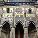 St Vitus Cathedral - the golden portal by Maria1606