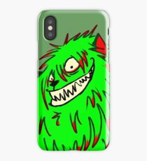 Christmas Creature iPhone Case