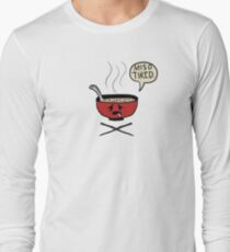 Miso Tired - An Exhausted Soup Long Sleeve T-Shirt