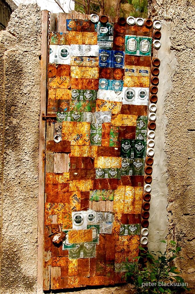 my door by peter blackswan
