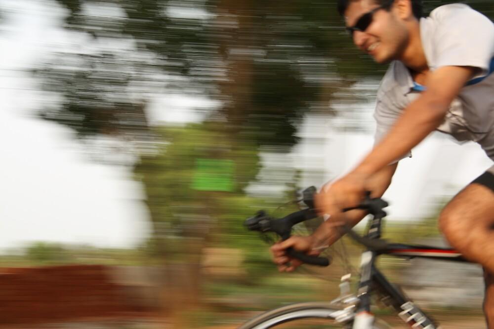 The nandi ride by anurag singla