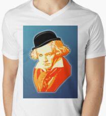 Ludwig Van Men's V-Neck T-Shirt