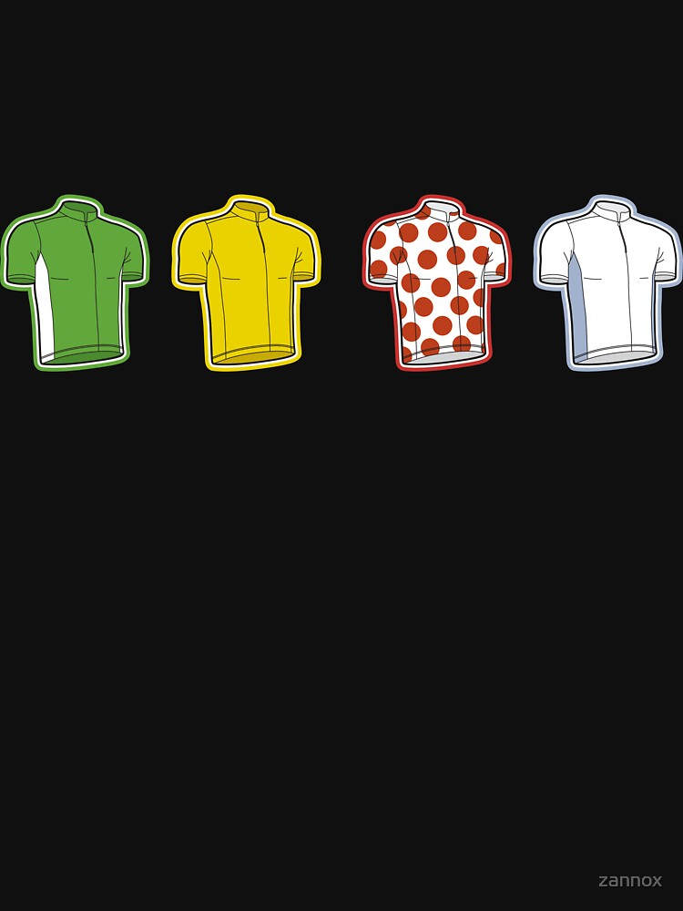 Colours of the TDF by zannox