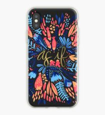 As If – Charcoal iPhone Case