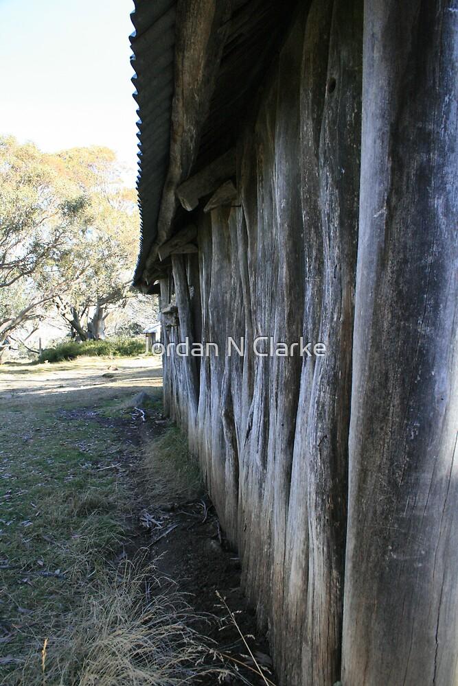 Wallace's Hut #2 by Jordan N Clarke