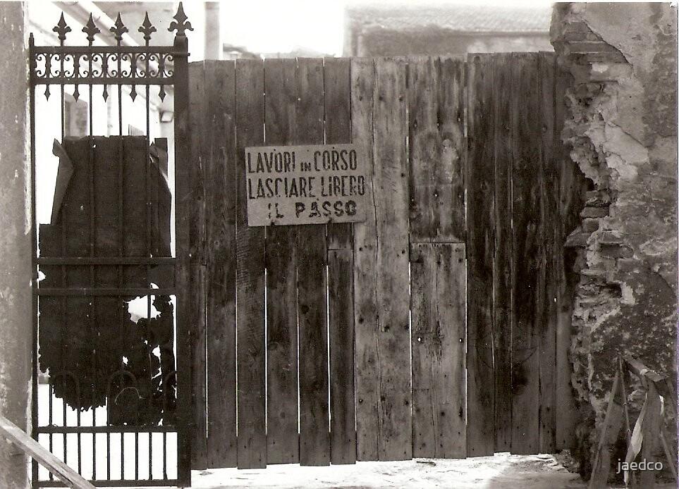 Fences by jaedco