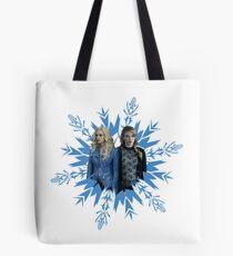 Killer Frost & Caitlin Snow Tote Bag