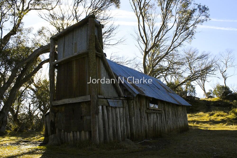 Wallace's Hut by Jordan N Clarke