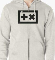 Martin Garrix Logo Zipped Hoodie