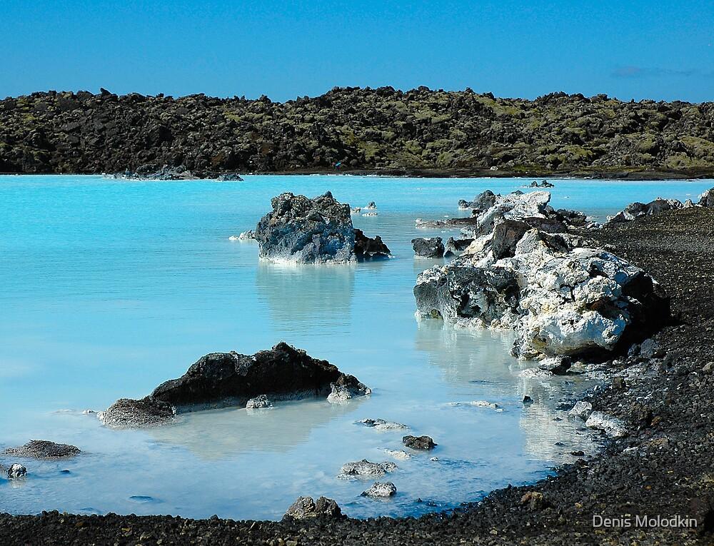 Blue Lagoon p.3 by Denis Molodkin