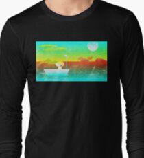 Vector Long Sleeve T-Shirt