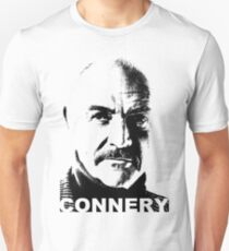 Sean Connery Slim Fit T-Shirt