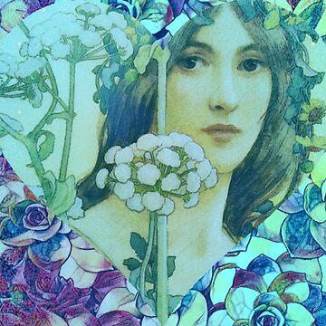 Violets Are Blue by Lisamarimer
