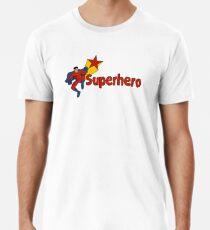 Superhero Premium T-Shirt