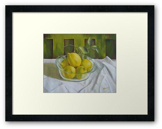 Lemons by Elena Oleniuc