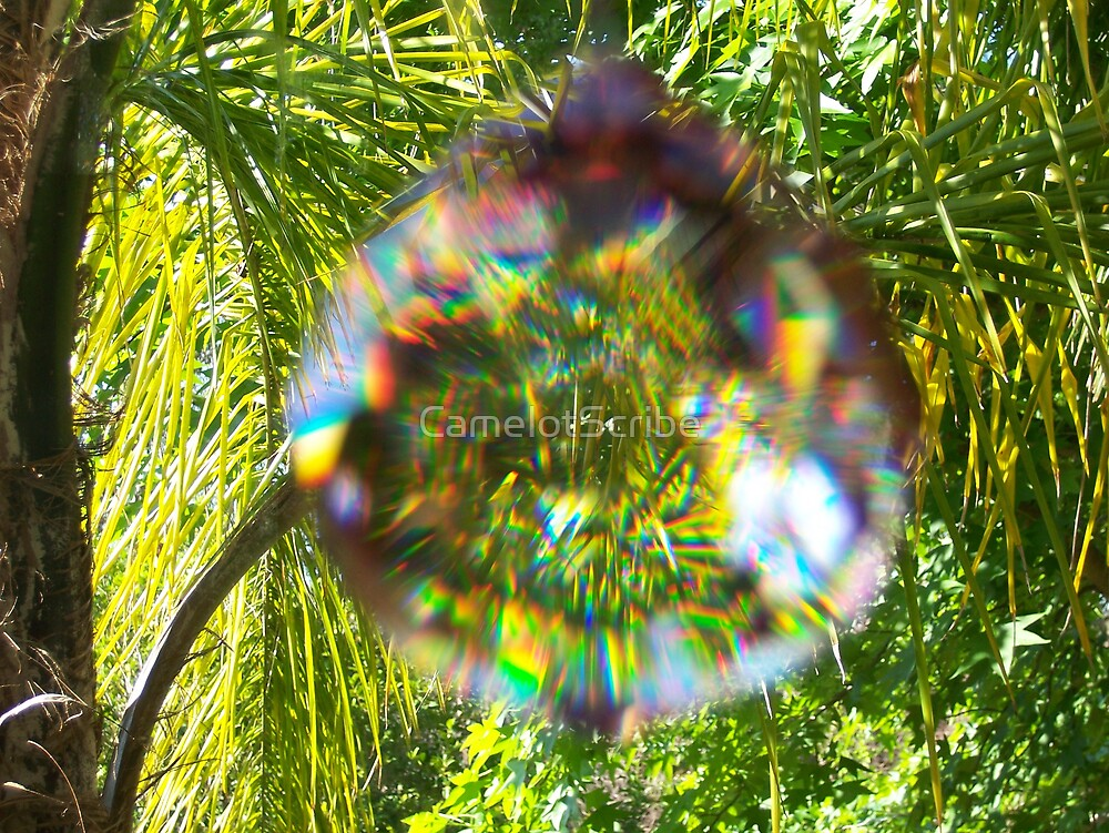 Crystal Portals 5. by CamelotScribe