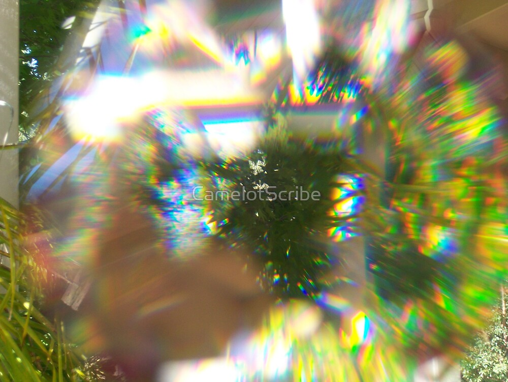Crystal Portals 6. by CamelotScribe