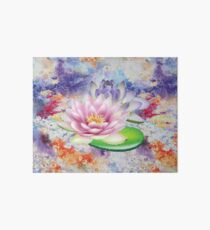 Water Lilies Art Board