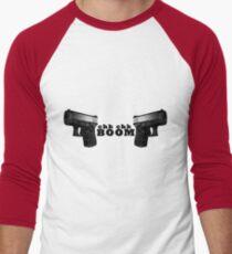 Chk Chk-BOOM Men's Baseball ¾ T-Shirt