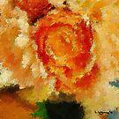Sunflower by lagmanart
