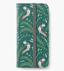 axolotl iPhone Wallet/Case/Skin