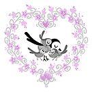 « Family birds » par mimikaweb