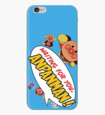 BTS 'WAITING FOR YOU, ANPANMAN!' Comic Book Text Bubble iPhone Case