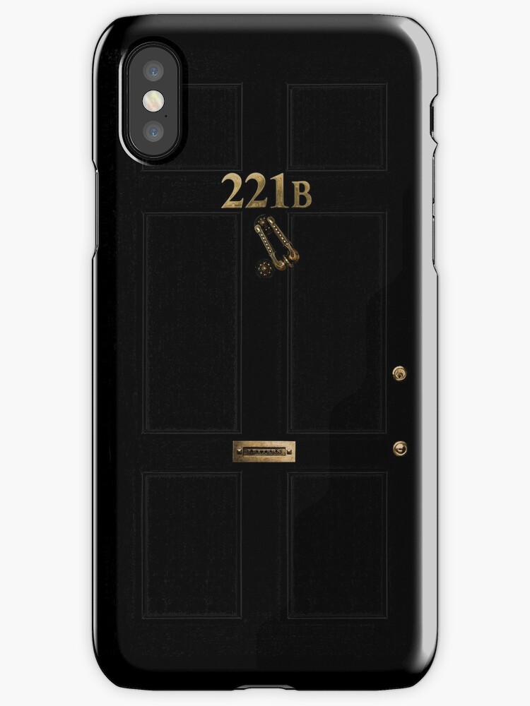 221B - turned knocker by gruffyjustice