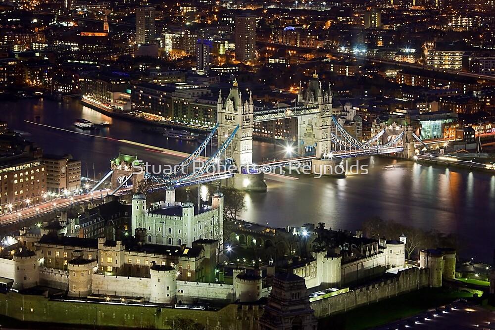 London at Night by Stuart Robertson Reynolds