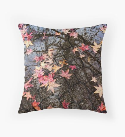 The Last Show Throw Pillow
