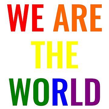 Wir sind die Welt von simbamerch
