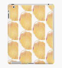 Yellow and Red Jellyfish iPad Case/Skin