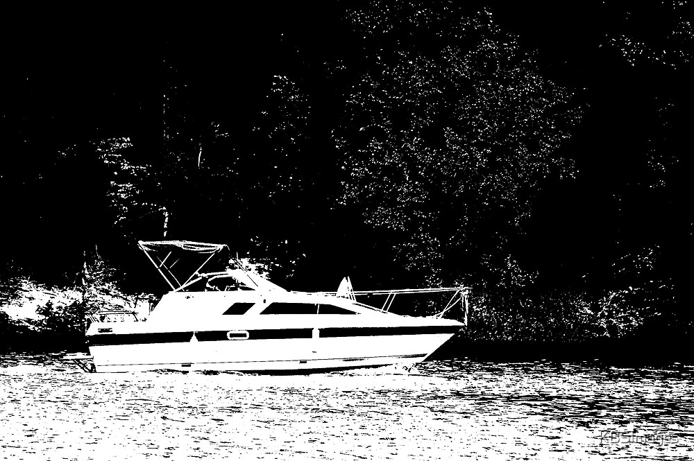Crusin' on the Lake by KBSImages