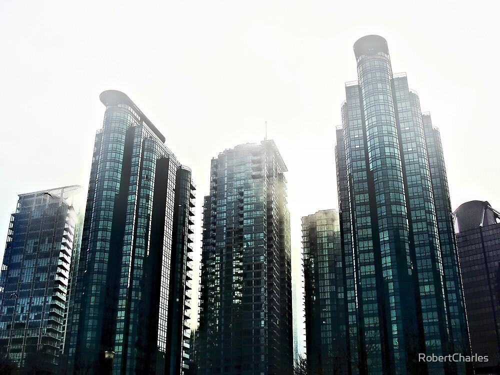 Gotham City by RobertCharles