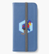 Falco Down Air Shine iPhone Wallet/Case/Skin