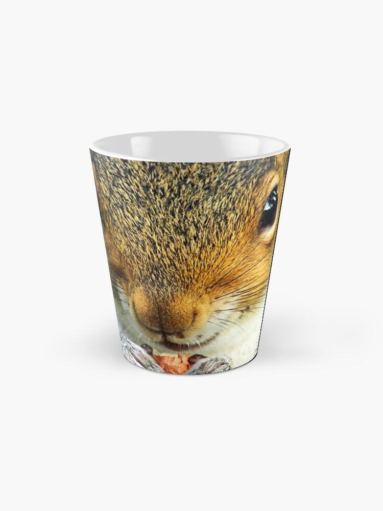 Alternate view of Squirrel Mug