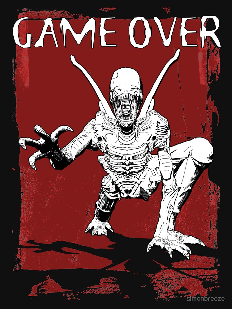 Game Over Man! by simonbreeze