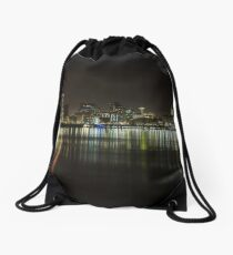 Liverpool Waterfront  Drawstring Bag