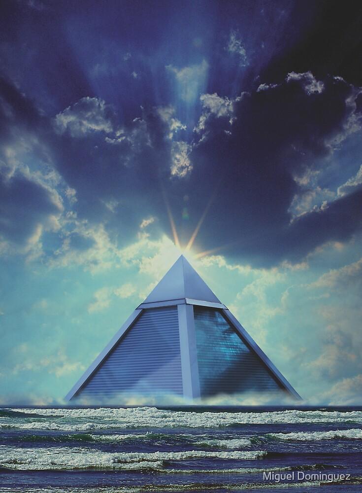 The Last of Atlantis by Miguel Dominguez