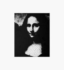 Mona Punkte. Eine Matrix zur Vereinfachung der Mustererkennung Galeriedruck