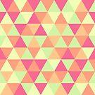 «triángulos de colores» de Ares286