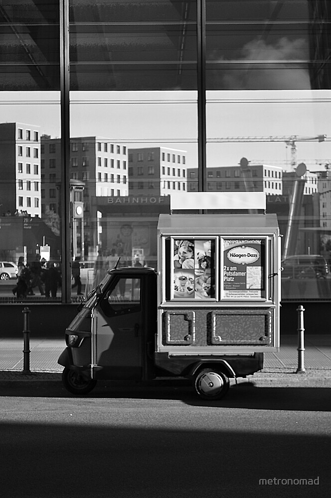 Ice Cream Ride by metronomad