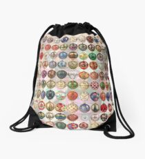 Faberge Ornaments Drawstring Bag