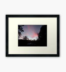 Cruiser Framed Print