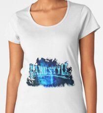 HARDSTYLE T-shirt premium femme