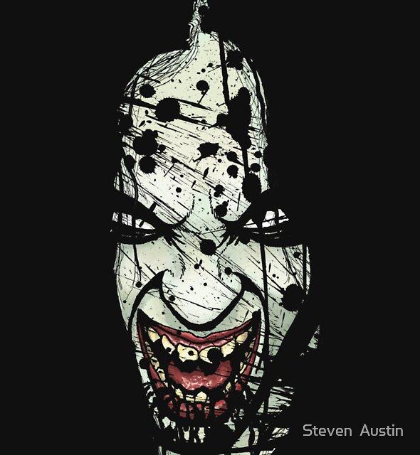 Swallow your Soul!! by Steven  Austin