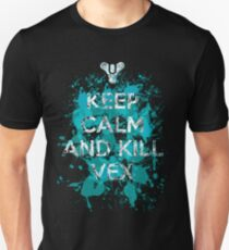 KEEP CALM AND KILL V.E.X Unisex T-Shirt