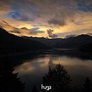 « Lake by Night » par Hugo L
